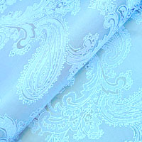 Paisley Light Blue
