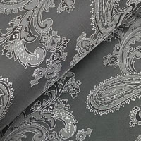 Paisley Dark Gray
