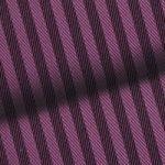 Purple Herringbone Stripe