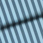 Gray Herringbone Stripe