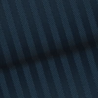 Black Herringbone Stripe