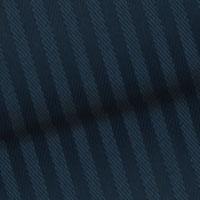 Black Herringbone Stripe
